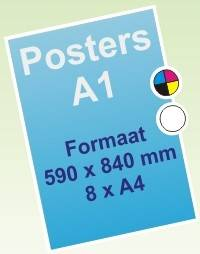 A1 affiches