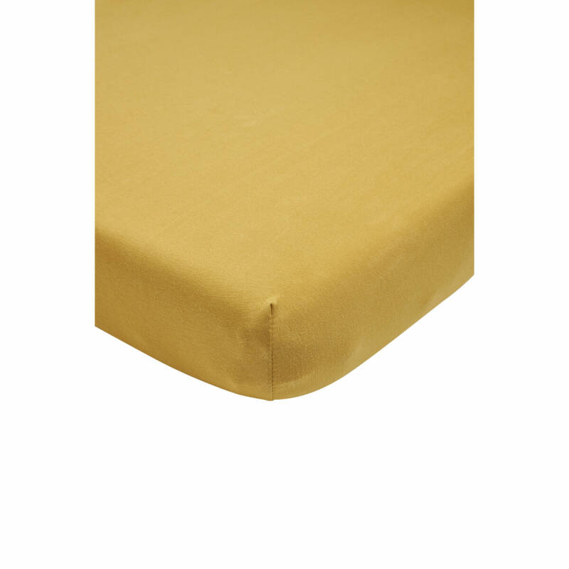 Meyco Hoeslaken Honey Gold 40x80
