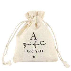 """Gift bag """"a gift for you"""""""