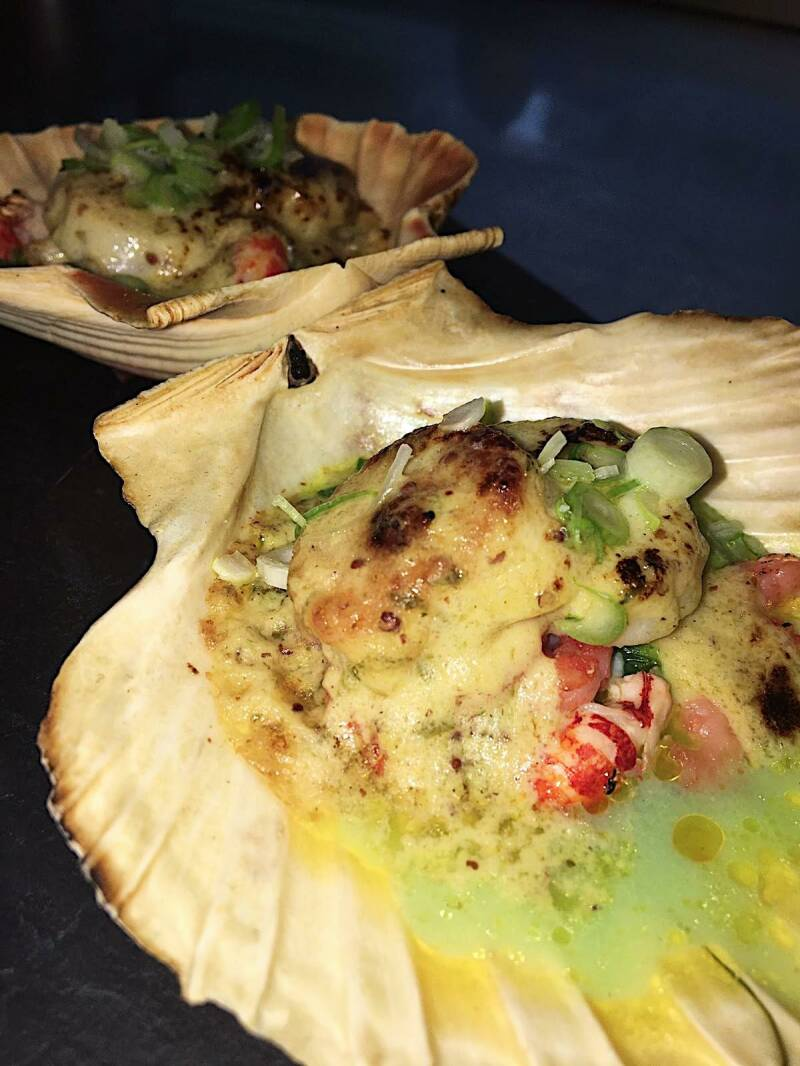 COQUILLE THERMIDOR