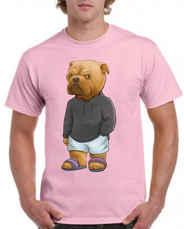 DJANGO THE AMERICAN BULLDOG TEE