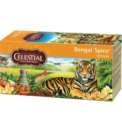 Celestial Saesonings Bengal Spice 20 st.