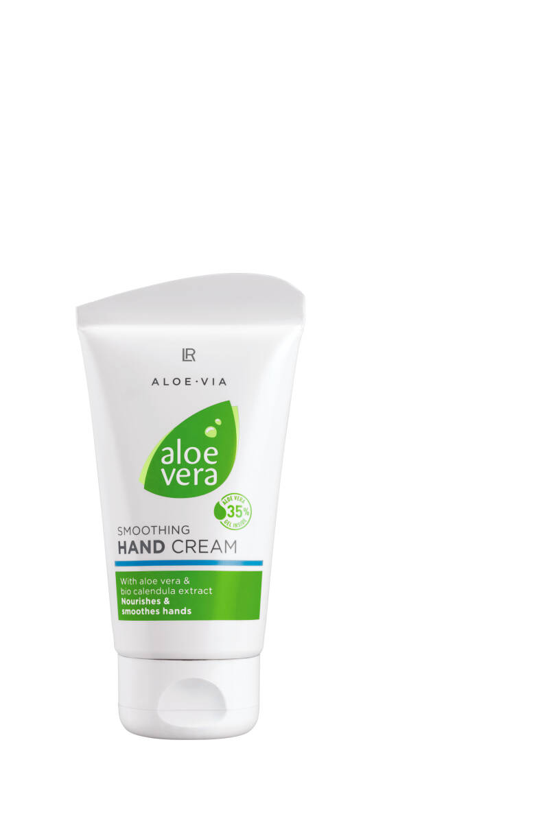 Aloe Vera Smoothing Hand Cream