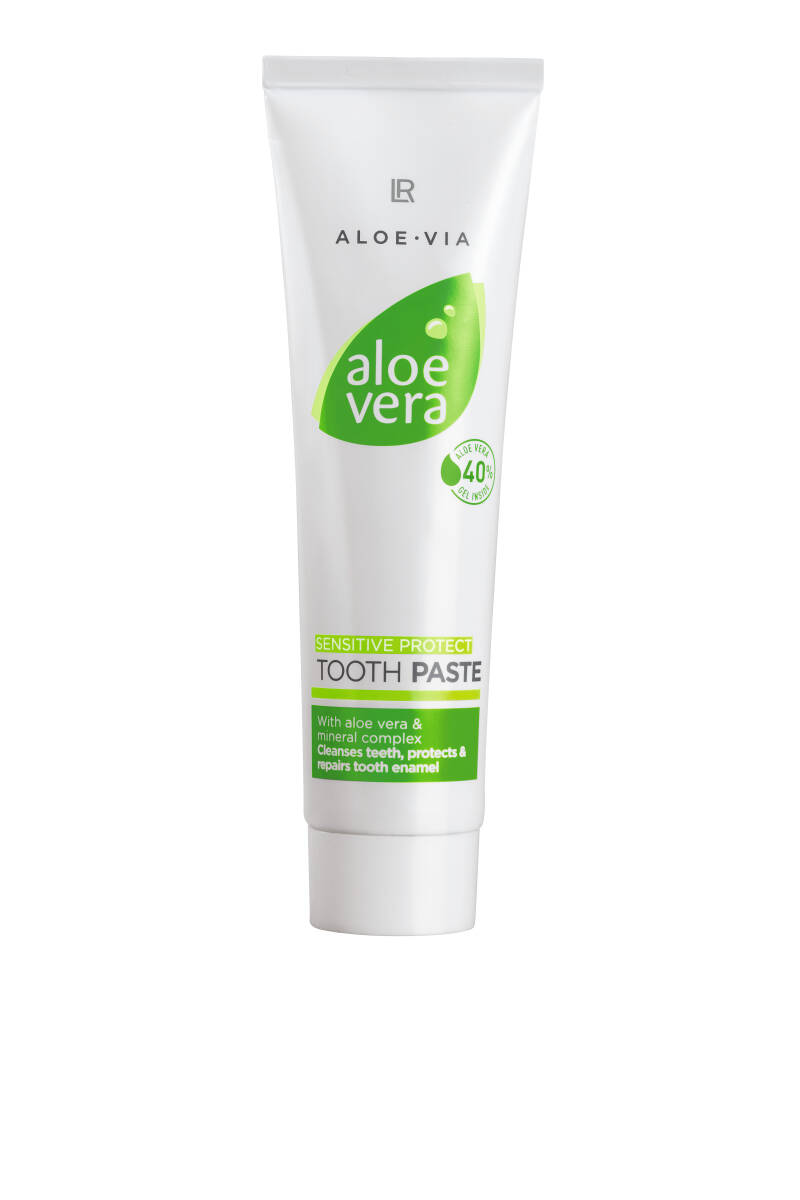 Aloe Vera Sensitive Protect Tooth Paste