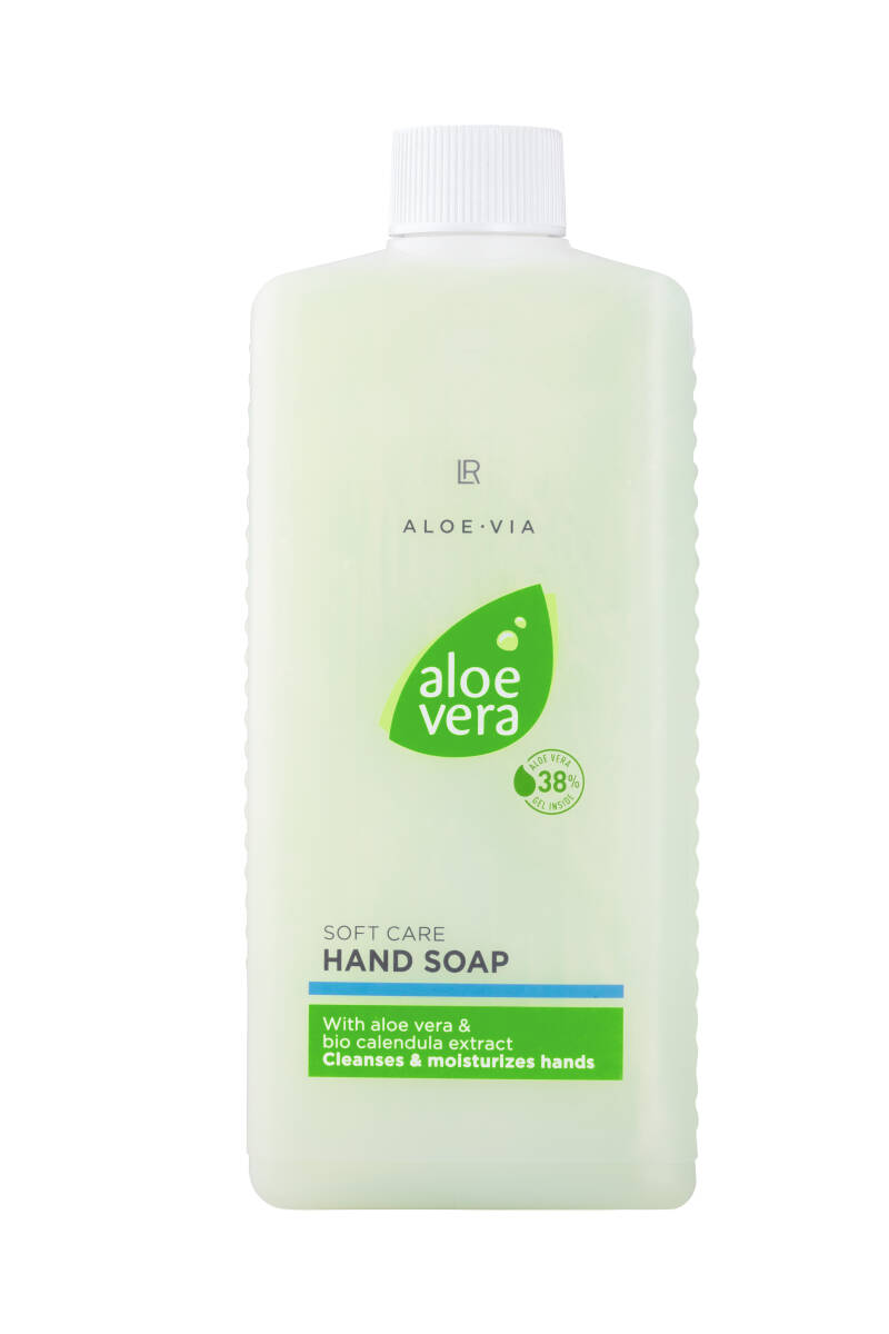 Aloe Vera Soft Care Hand Soap Refill