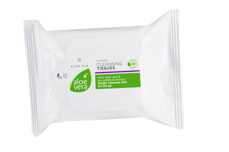 Aloe Vera Caring Cleansing Tissues