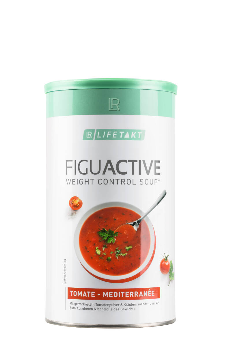 LR LIFETAKT FiguActive Weight Control Soup Tomatensoep