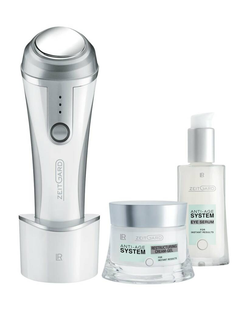LR ZEITGARD Anti-Age System Restructuring Kit