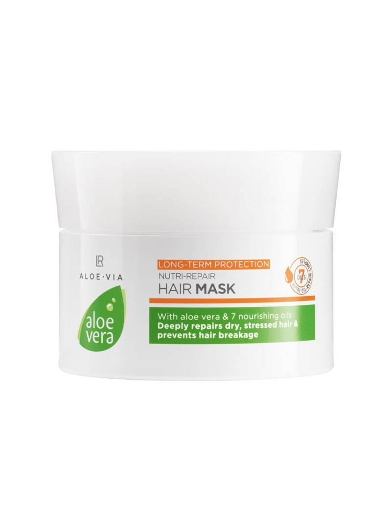 Aloe Vera Nutri-Repair Hair Mask