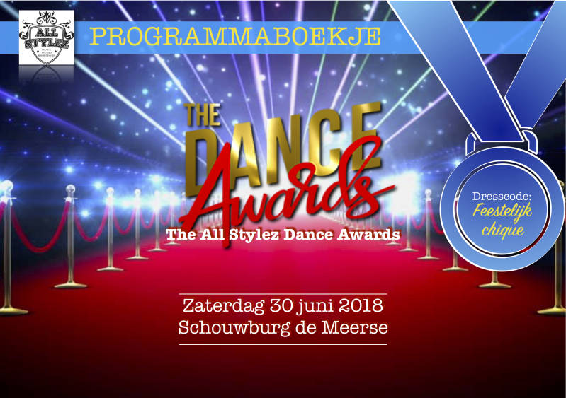 "Verfilming Mega Dance Event 2018 ""The Dance Awards"""