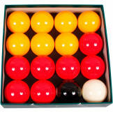 Pool ballen set Aramith 57.2mm Casino English pool