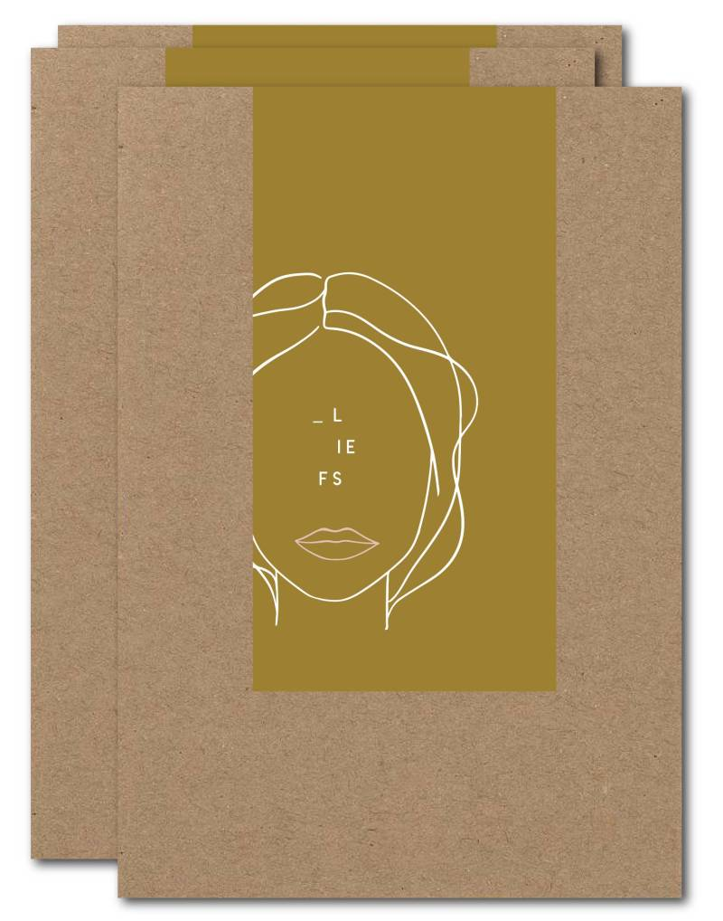 complete 'marble gold' collectie in cadeauverpakking