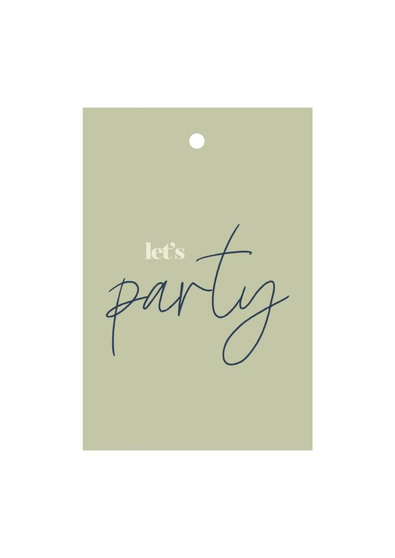 let's party / little