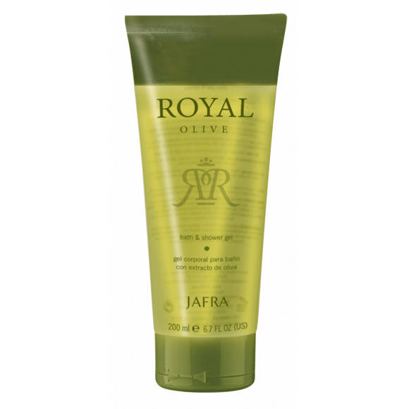 Royal Olive Bath & Shower Gel 200 ml
