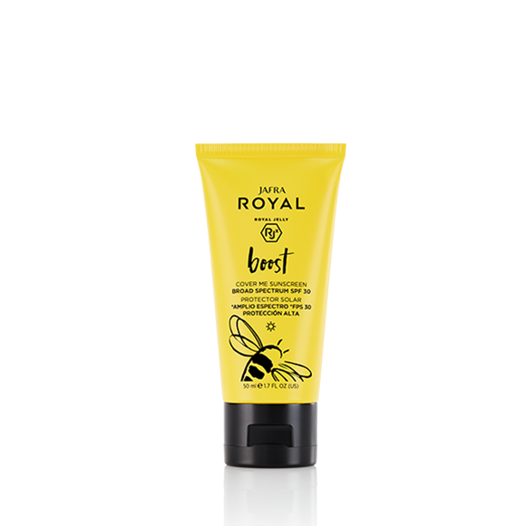 ROYAL Boost Cover Me Sunscreen Broad Spectrum SPF 30 50 ml