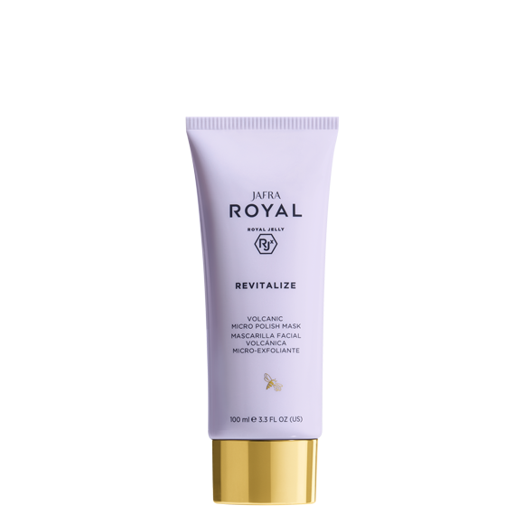 ROYAL Revitalize Volcanic Micro Polish Mask + gratis haarband