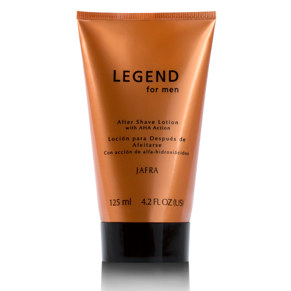 Legend After Shave Lotion with AHA action 125 ml