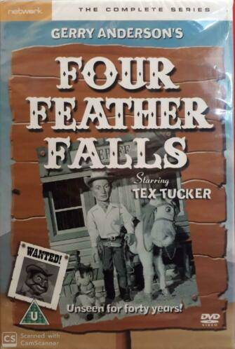 FOUR FEATHER FALLS, the complete series