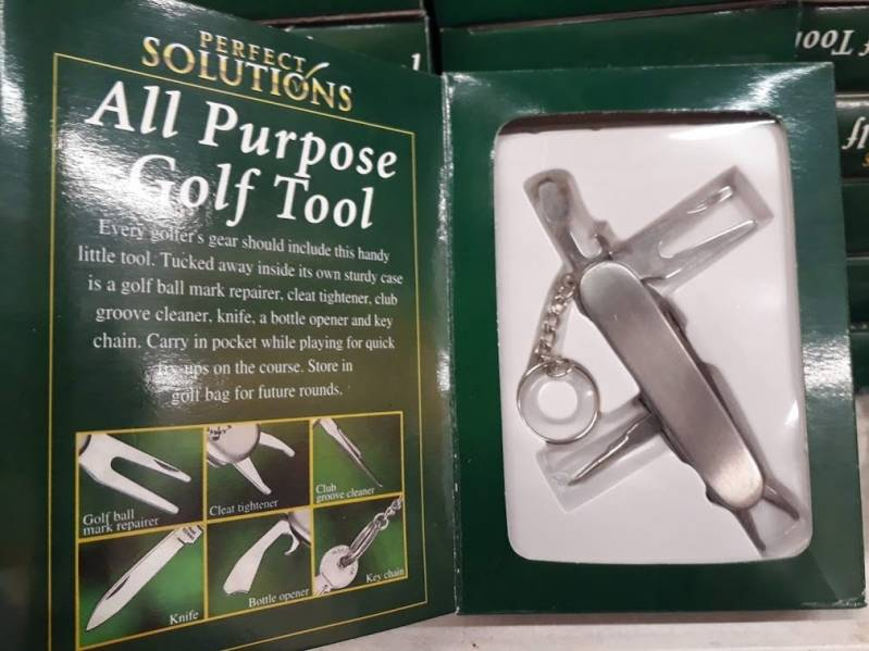 All Purpose Golf Tool