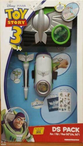 Toy Story 3 ds pack