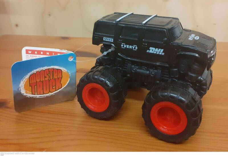 MONSTER TRUCK, Free and Easy