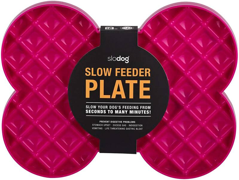 Slodog - Slow Feeder | Roze