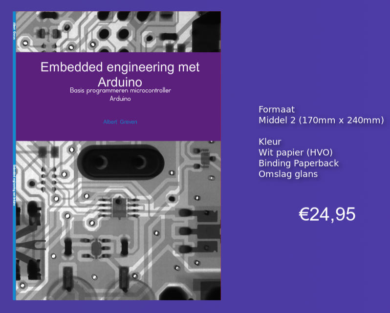 Embedded engineering met Arduino