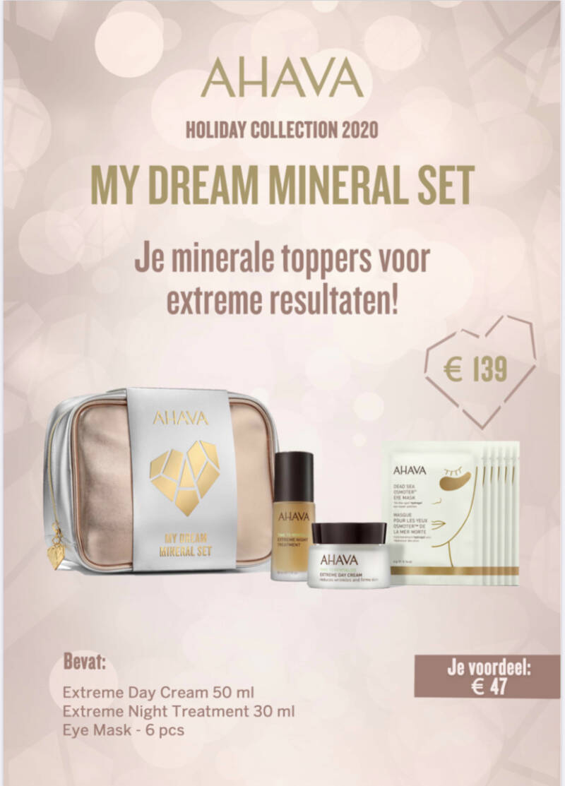 My Dream Mineral Set