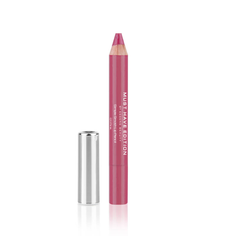 Smooth Lip Pencil 01 Roze