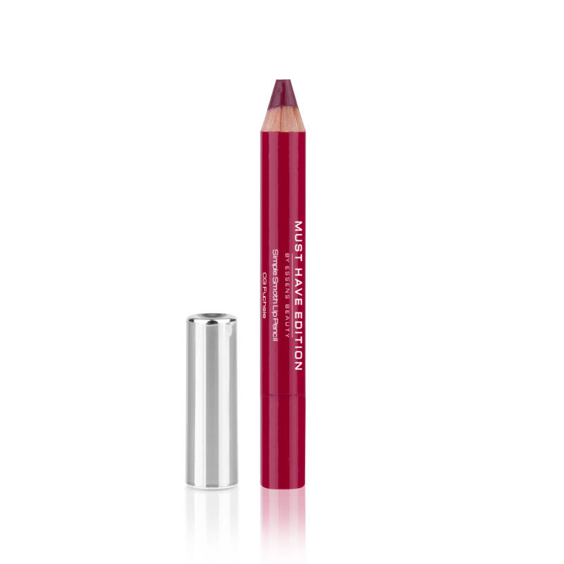 Simple Smooth Lip Pencil 03 Fuchsia