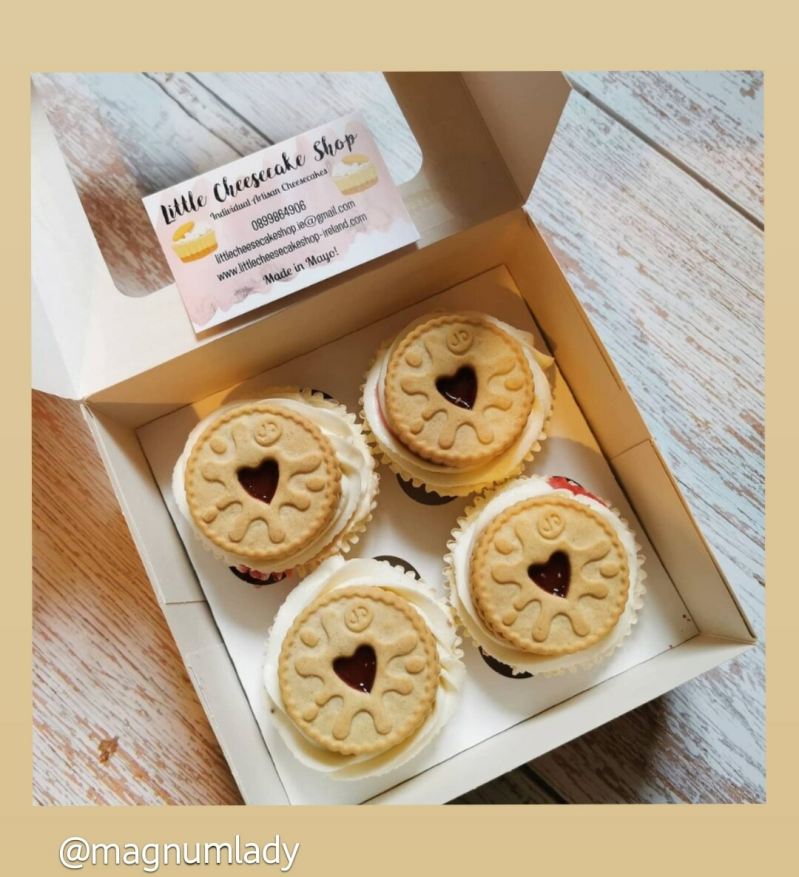 Single Flavour Box - Mini Cheesecakes