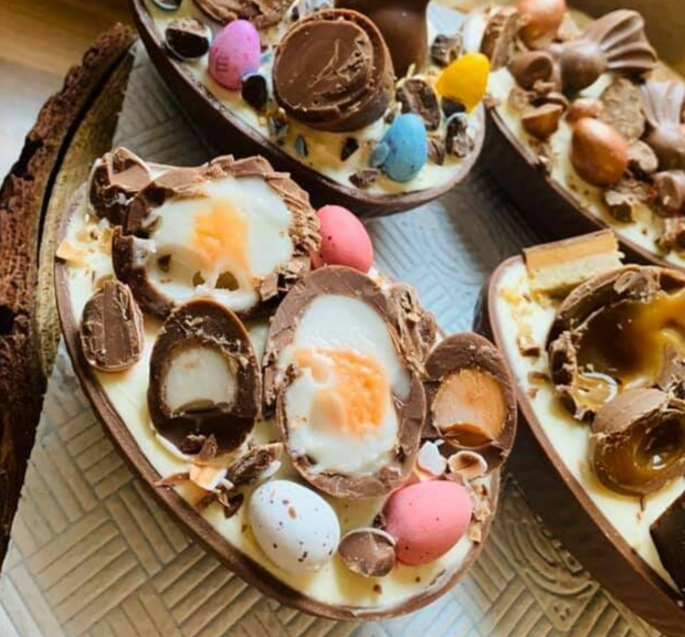 Easter Egg Cheesecakes - Pre Order