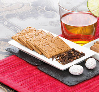 Biscuit Speculaas Power Slim Zoete Snacks