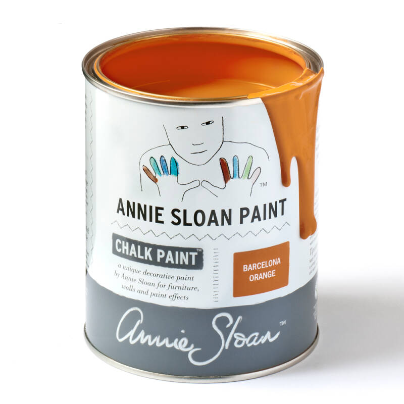 Annie Sloan Chalk Paint® Barcelona Orange