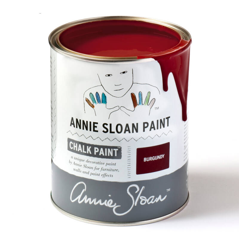 Annie Sloan Chalk Paint® Burgundy