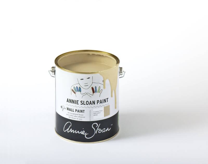 Annie Sloan Wall Paint 2.5 liter Countrey Grey