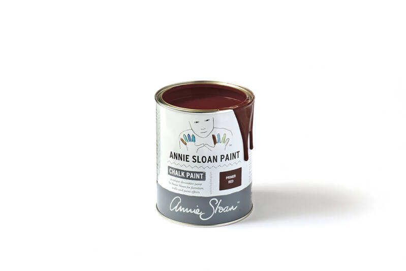 Annie Sloan Wall Paint 2.5 liter Primer Red