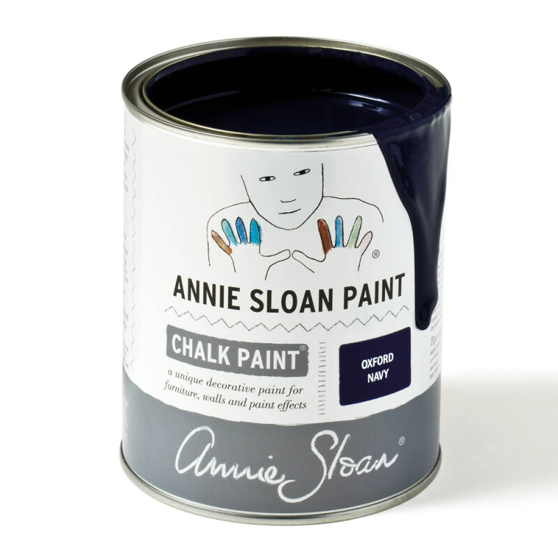 Annie Sloan Chalk Paint® Oxford Navy