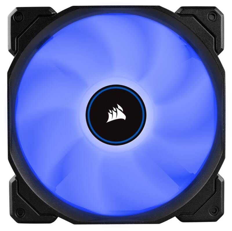 Corsair AF140 High Airflow blue LED fan