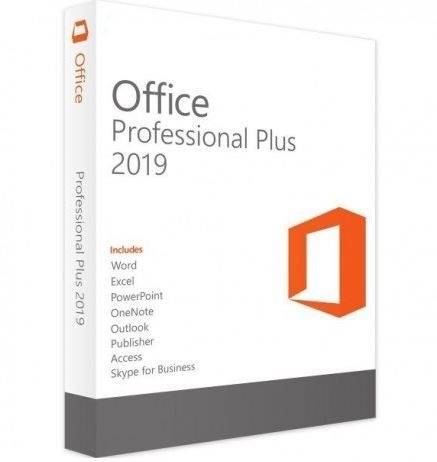 Office 2019 Professional Plus Licentiecode