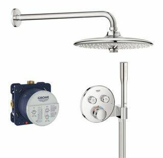 Grohe Grohtherm Smartcontrol comfortset 260mm