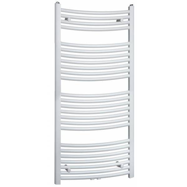 "Best-Design ""One"" radiator gebogen model 1200x600 mm"