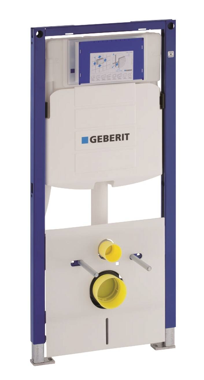 "Geberit Inbouwreservoir ""Duo-fix"" UP320 111.300.005 + bev.set 111.815.001 tbv: Sigma"