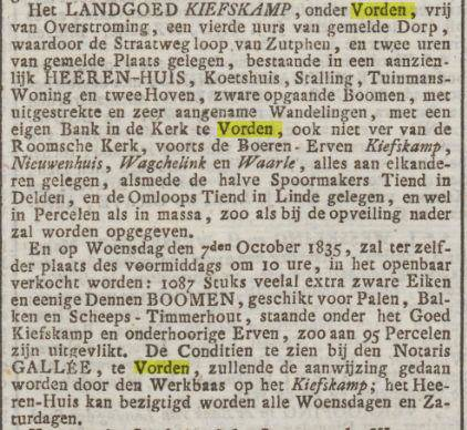 19-09-1838 Haarlemse Courant