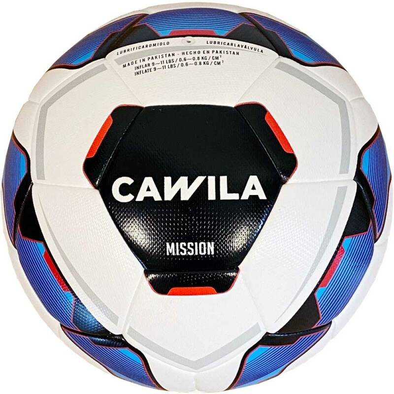 Cawila Fußball MISSION HYBRID Fairtrade | Size 5
