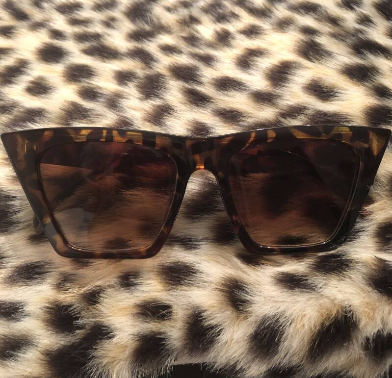 Cat Eye Leopard