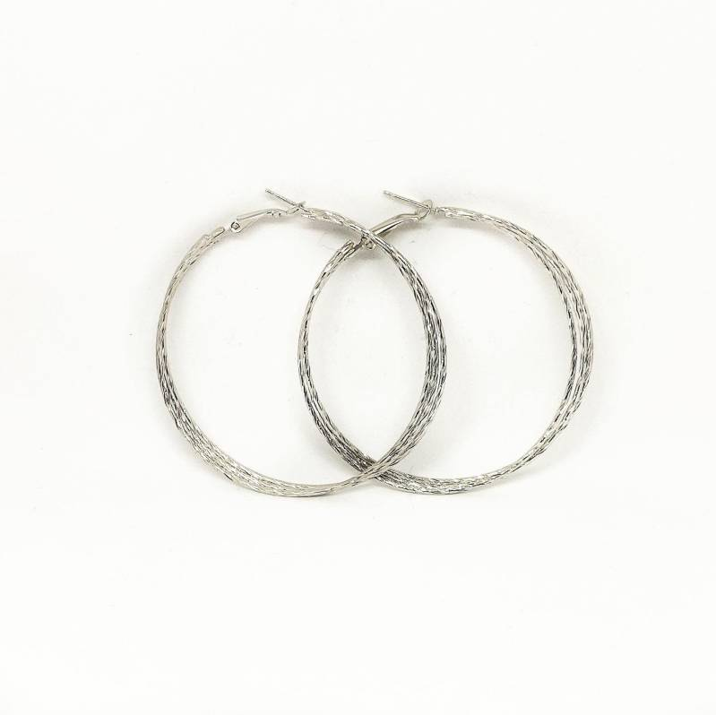Wire Silver Large