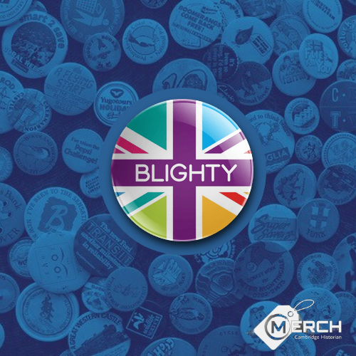 Blighty Badge (Defunct Satellite Television Channel)