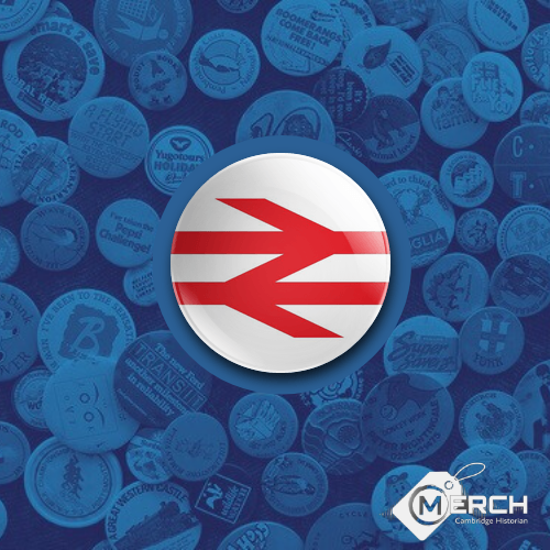 British Rail Badge