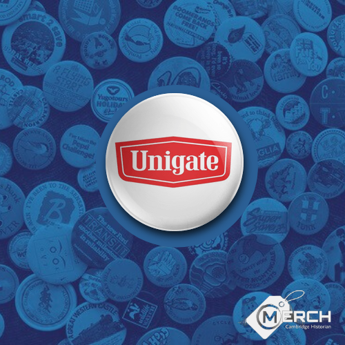 Unigate Badge